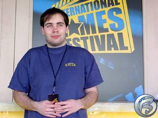 Vreco pod logem Microsoft International PC Games Festivalu