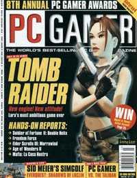 PC Gamer US, březen 2002