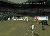 Smash Court Tennis
