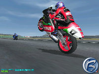 Moto Racer 3 - demo