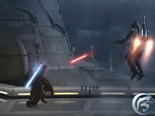 Star Wars Epizoda II: Klony útočí