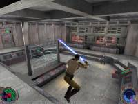 SW Jedi Outcast: Jedi Knight II - screenshoty