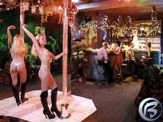 Concept artworky z lokací erotické adventury Vochozky a Anastasova The Dick