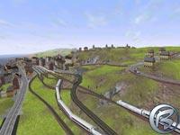 Trains & Trucks Tycoon - screenshoty