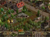WarCommander - screenshoty