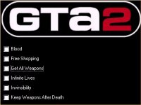 GTA 2 trainer
