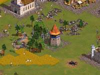 Cossacks: The Art of War - screenshoty