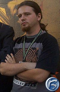 Dan Vávra alias Mr. Hellboy