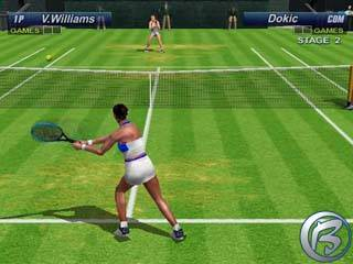 Virtua Tennis 2K