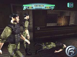 Deus Ex: The Conspiracy
