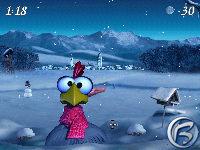 Moorhuhn: Winter Edition
