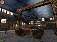 Medal of Honor: Allied Assault na GeForce 4