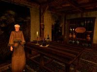 The Elder Scrolls III: Morrowind na GeForce 4