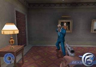 James Bond in … Agent Under Fire