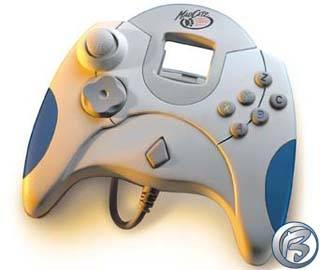 Gamepad pro Dreamcast