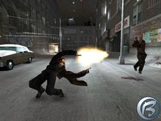 Max Payne Kung-Fu Edition