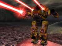 MechWarrior 4: Black Knight - multiplayerové demo