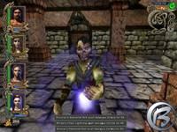 Might and Magic IX - screenshoty