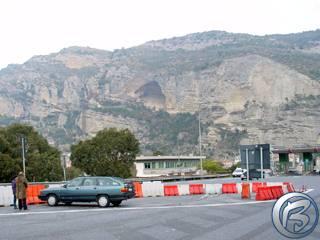 Pohled na hory na hranicích mezi Francií a Itálií byl vskutku impozantní