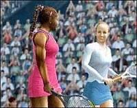 Climax Tennis: WTA Tour