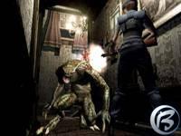 Resident Evil - screenshoty