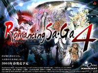 Romancing Sa-Ga 4
