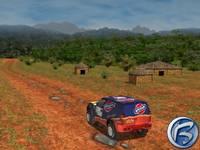 Rallye Paříž - Dakar - screenshoty