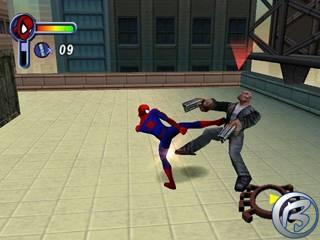 Spiderman pavučina