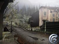 Syberia - screenshoty