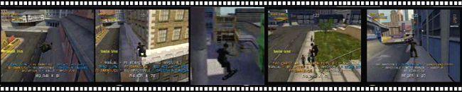 Tony Hawk's Pro Skater 3 - video