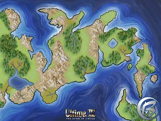 Ultima IV: The Dawn of Virtue