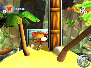 Woody Woodpecker: Escape from Buzz Buzzard Park