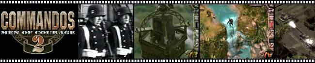 Commandos 2 - trailer