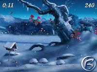 Plná hra Moorhuhn: Winter Edition