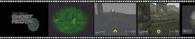 Ghost Recon - trailer