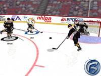 NHL 2002 - demo