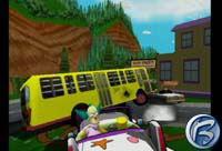 The Simpson Road Rage
