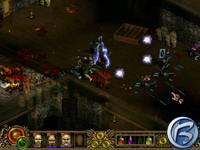 Throne of Darkness - screenshoty