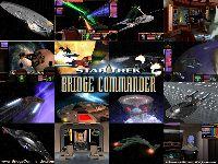 Náhled wallpaperu ke hře Star Trek: Bridge Commander