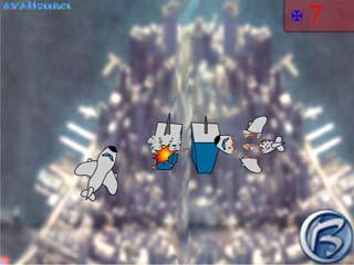 Jedna z her s tematikou útoku na WTC
