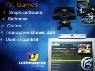 Prezentace Xboxu na Comdexu, aneb jak to vidí Microsoft