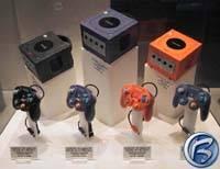 Barevná provedení GameCube
