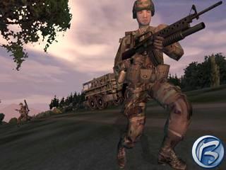 Obrázek ze hry Operation Flashpoint