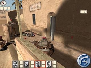 Obrázek ze hry Hidden & Dangerous 2