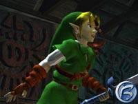 původně představená Zelda