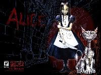Náhled wallpaperu ke hře American McGee Alice