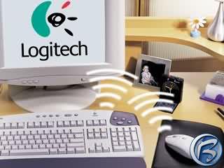 Klávesnice Logitech Cordless Desktop