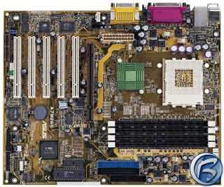 Motherboard pro DDR SDRAM od firmy ASUS