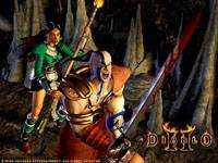Náhled wallpaperu ke hře Diablo 2