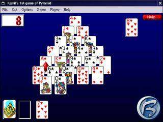 Eric's Ultimate Solitaire